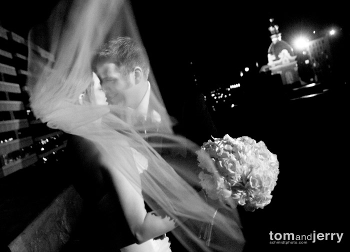 Tom and Jerry Wedding Photography - Club 1000 - Kansas City Weddings