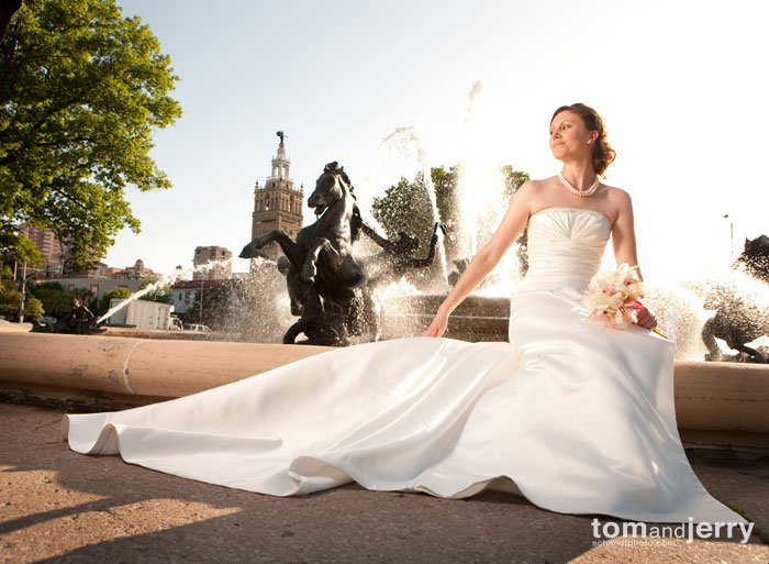 Tom and Jerry Kansas City Wedding Photography