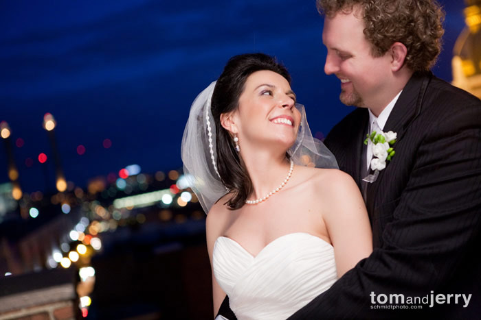 Tom and Jerry Wedding Photography - Kansas City