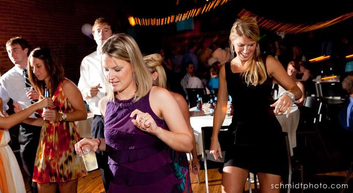 Kansas City Wedding Reception Photo - TS