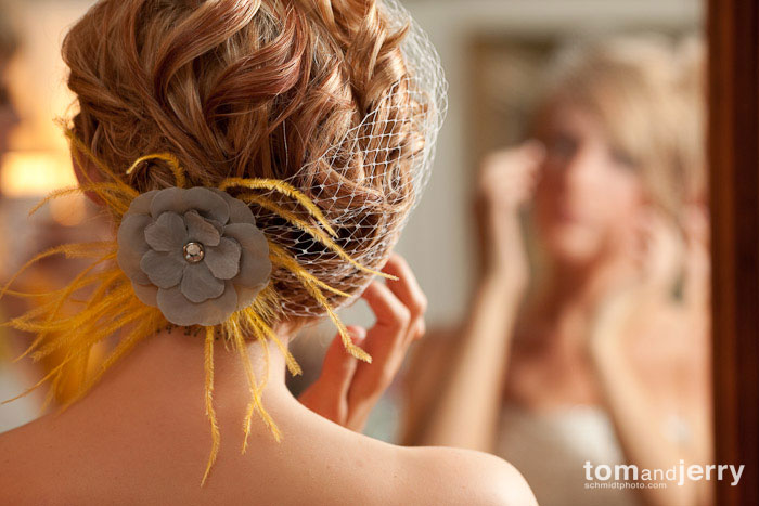 Tom and Jerry Wedding Photography - Kansas City Getting Ready