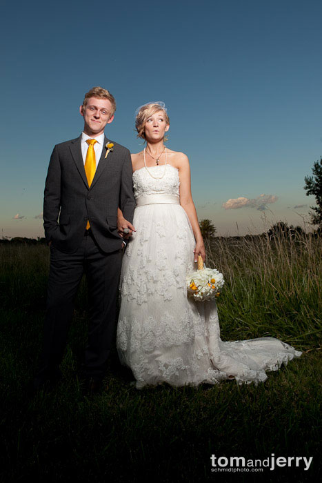 Tom and Jerry Wedding Photography - Kansas City Wedding