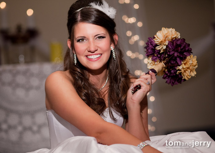 Tom and Jerry Wedding Photography KC