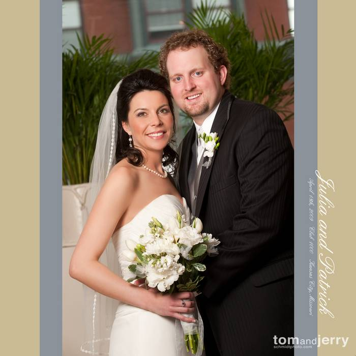 Tom and Jerry Wedding Pictures