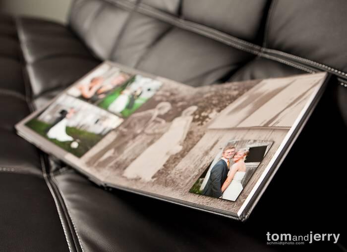 Storybook Album - Photojournalistic Weddings
